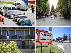 Qld quarantine crackdown as NSW awaits Christmas COVID rules
