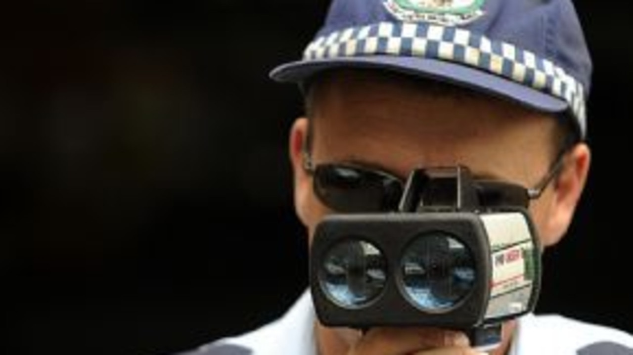 Double demerits: The offences cops are targeting this Christmas