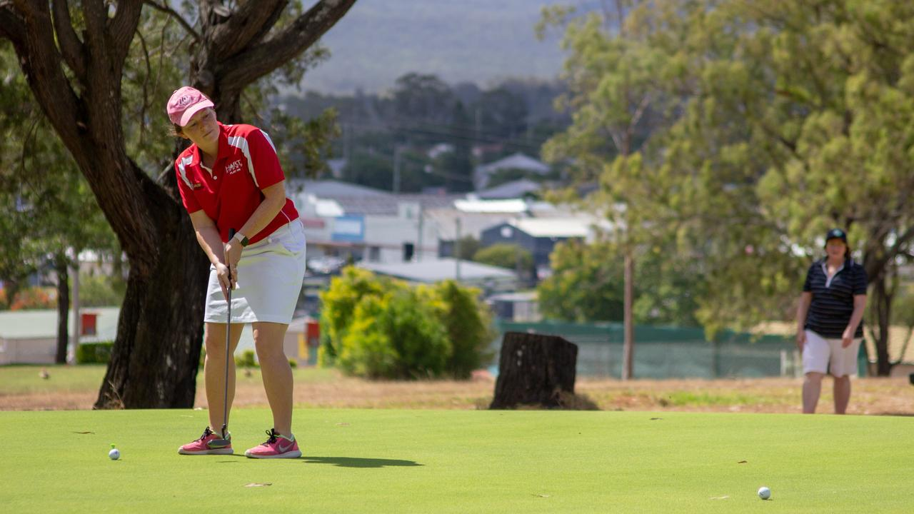 Gatton Jubilee Golf Club is one of the organisations to receive funding in the latest round of community grants. Photo: Dominic Elsome.