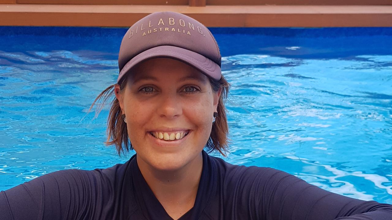 Bowen Swim School owner Belinda Smith was crowned the ASCTA Queensland Regional Swim Teacher of the Year for 2020. Picture: Supplied