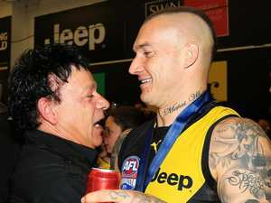 Dustin Martin's manager sued for tweet