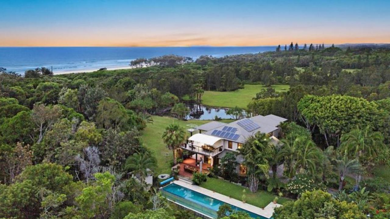 One of New Brighton's most private and exclusive beachfront properties has sold.