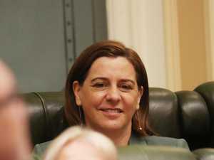 Deb Frecklington lists goals for electorate in 2021