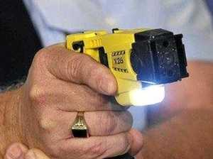 Man tasered and charged after 400km joy ride