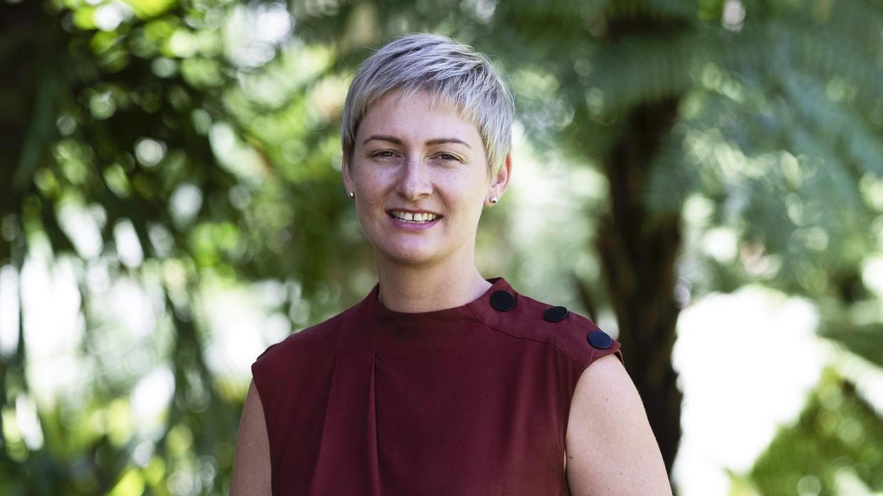 Whitsunday MP Amanda Camm. Picture: News Corp/Attila Csaszar