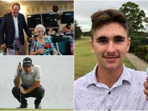 GOLF NEWS: Life membership, top rounds and special feats