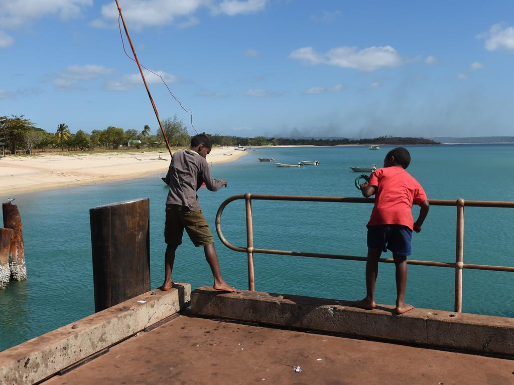 Local Torres Strait fisheries has sought guarantees the facility won't affect access to the region's finite fish supply. Picture: Tracey Nearmy/AAP