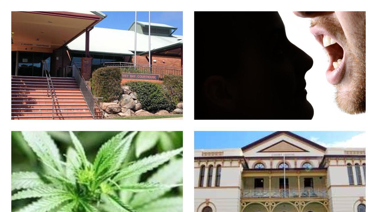 Fraser Coast court cases in 2020.