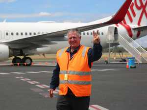 Direct flight to south-east available for Rocky residents