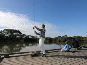 Fisheries blitz on freshwater impoundments