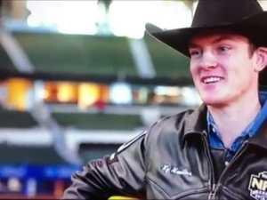 Mackay's bullriding prodigy holds own against world's best