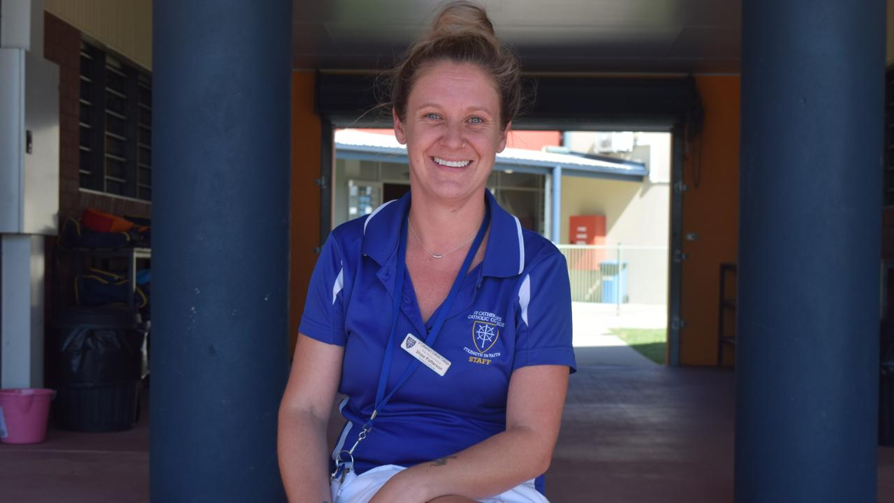 LEARN: Shae Patterson has won the Whitsunday Times favourite teacher poll.