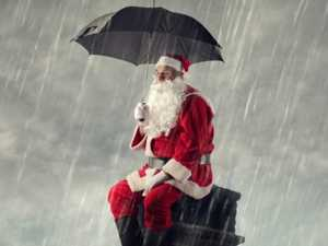CHRISTMAS WEATHER: Rain expected to soak CQ