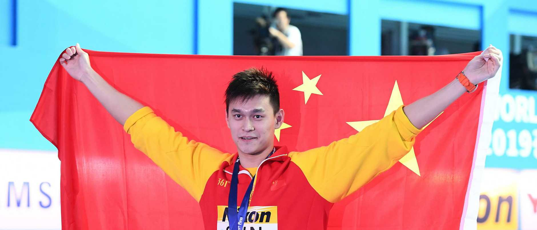 In an incredible development, the Chinese swimmer has had his eight-year ban thrown out because of alleged bias.