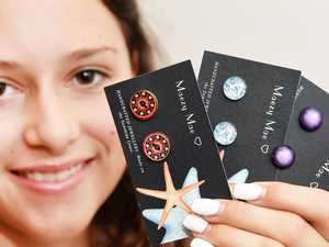 Teen's jewellery business booms after hobby takes off