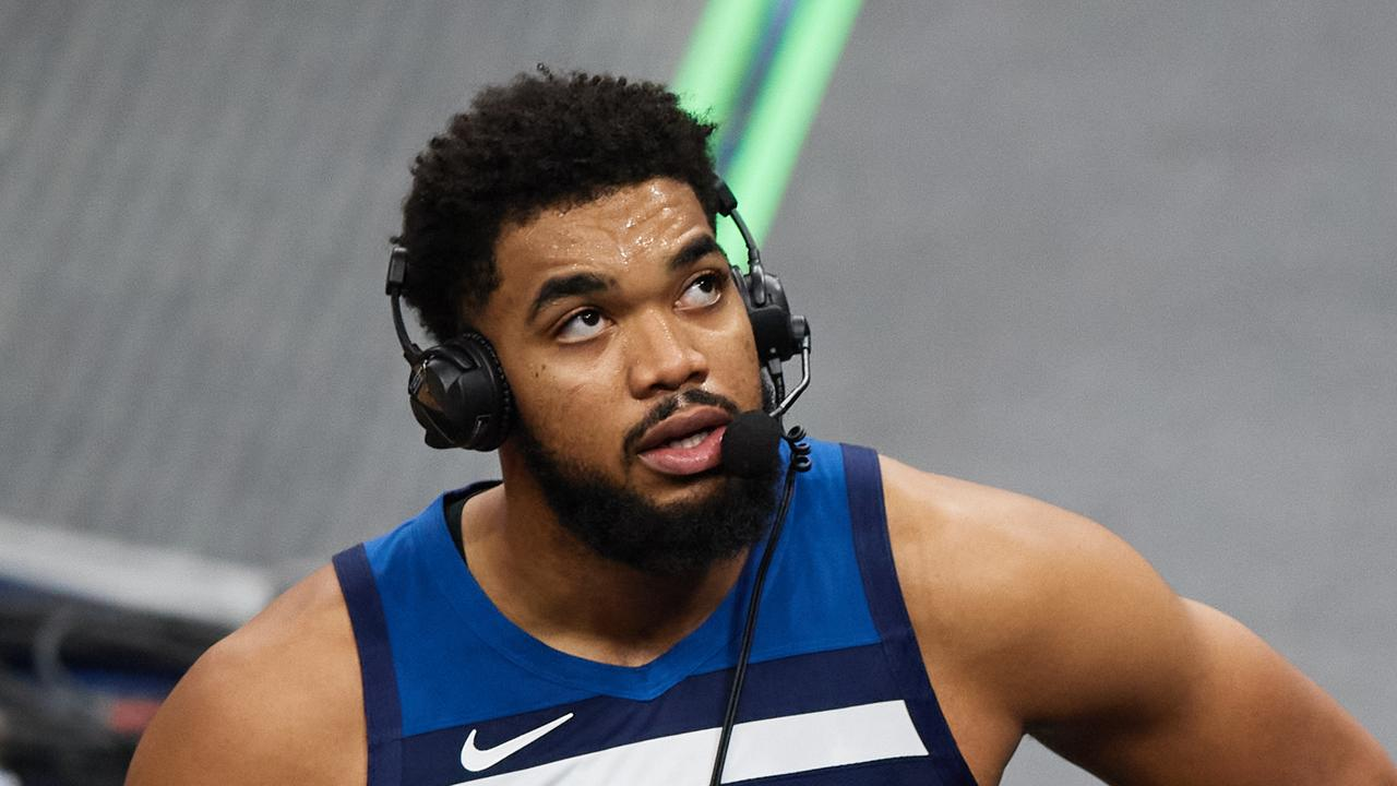 NBA reporters were floored when Minnesota Timberwolves star Karl-Anthony Towns gave an unexpectedly emotional answer.