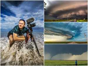 What it's like to be an extreme weather chaser