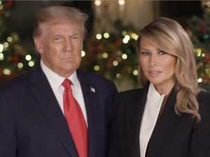 Trump shares final Christmas message