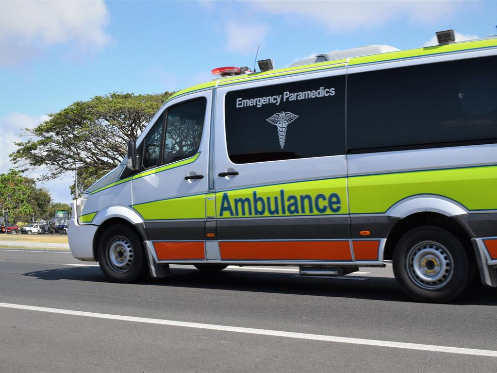Ten people are being assessed by paramedics following a near-drowning at Warana. Picture: Heidi Petith