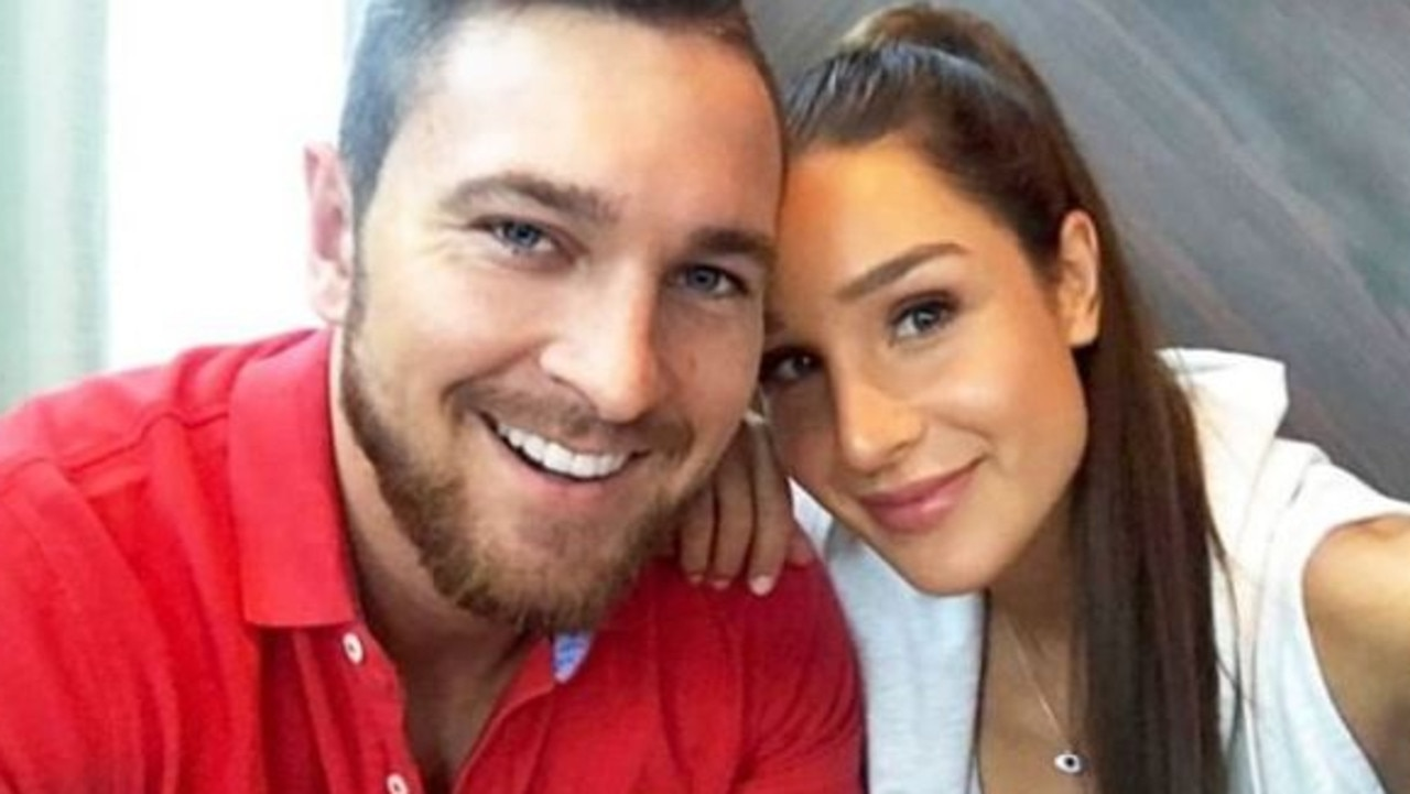 Kayla Itsines and Tobi Pearce are self-made millionaires. Picture: Instagram.