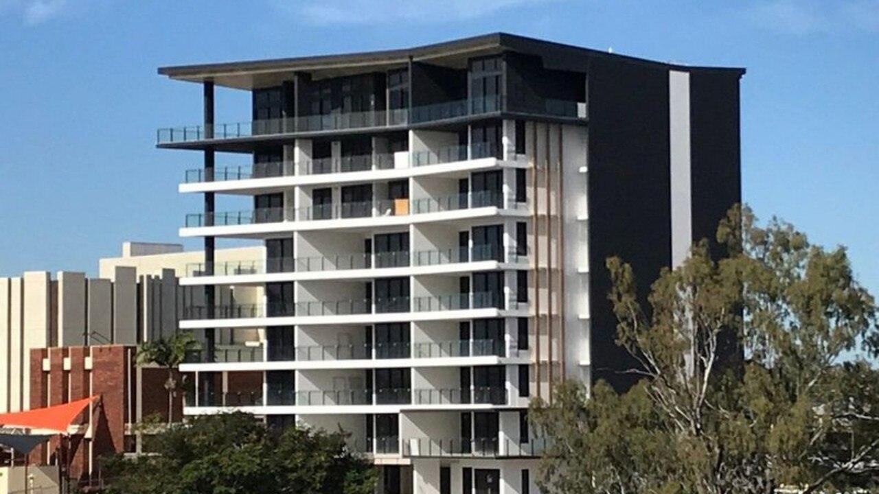 Rockhampton police are responding to a theft at the riverside apartments overnight