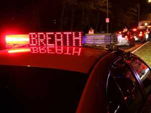 Nambour drink driver blows 0.230 per cent