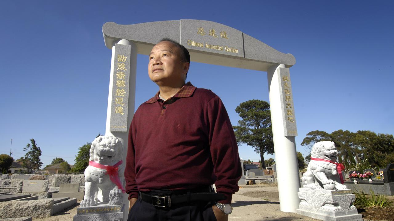 A man accused of spying for China in Australia has been banned from contacting foreign intelligence agencies.