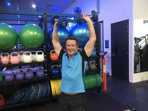 Mackay gym owner's tips for a healthy start to 2021