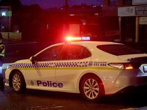 Officer injured in Maryborough crash involving police car