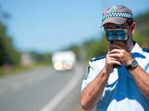 Bad Xmas drivers: Man caught speeding at 200km/h