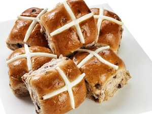 Hot cross bun war: Who eats the most in NSW
