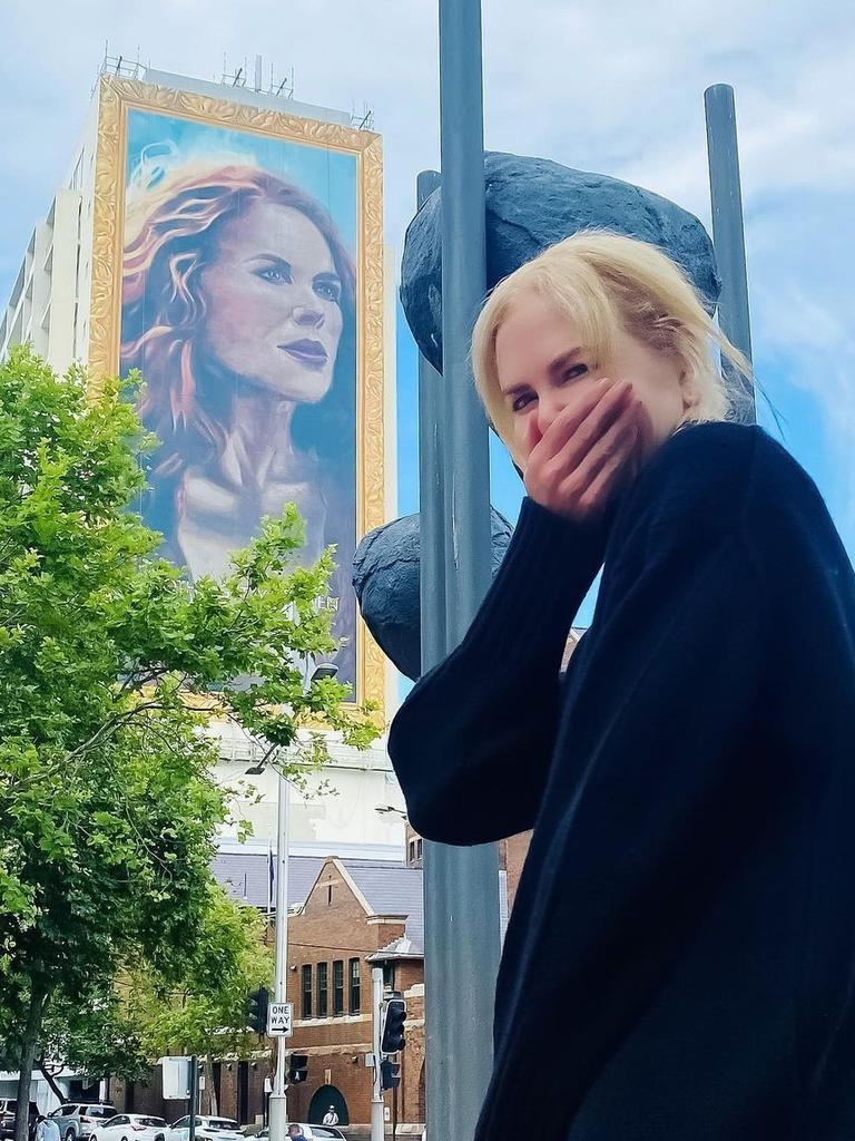 Nicole Kidman. Picture: Instagram