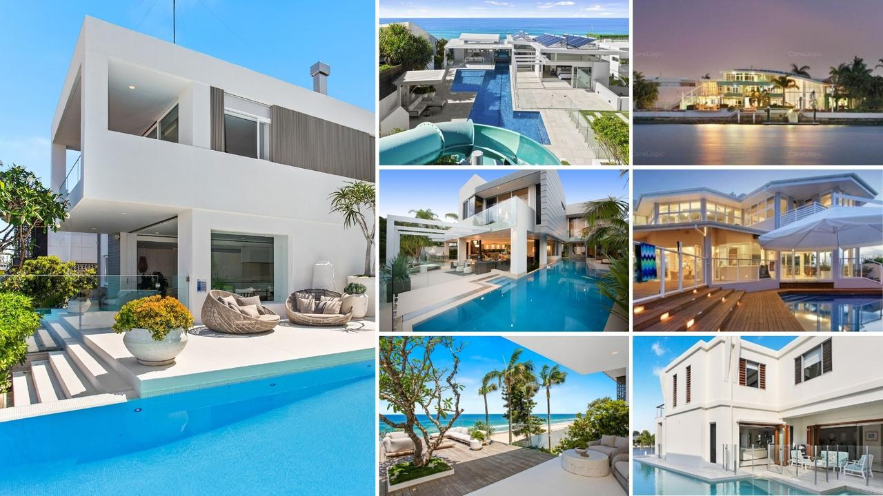 The Sunshine Coast Daily took a look at this year's highest sales in 60 suburbs, from Beerwah to Tewantin, worth a combined $160 million.