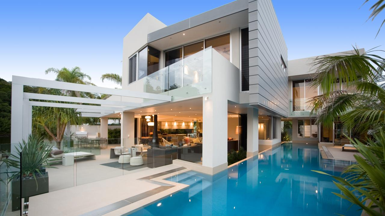 25 Witta Circle, Noosa Heads, was the second highest property sale in 2020.