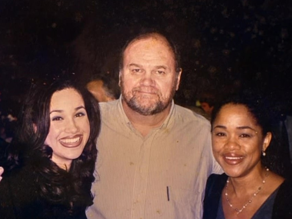 Meghan and Samantha share a father, Thomas Markle. Picture: Thomas Markle: My Story
