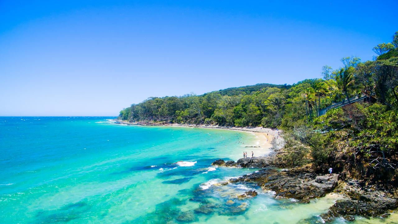 Noosa on the Sunshine Coast. Picture: Istock