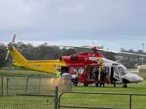 Woman suffers serious head injuries at Yamba