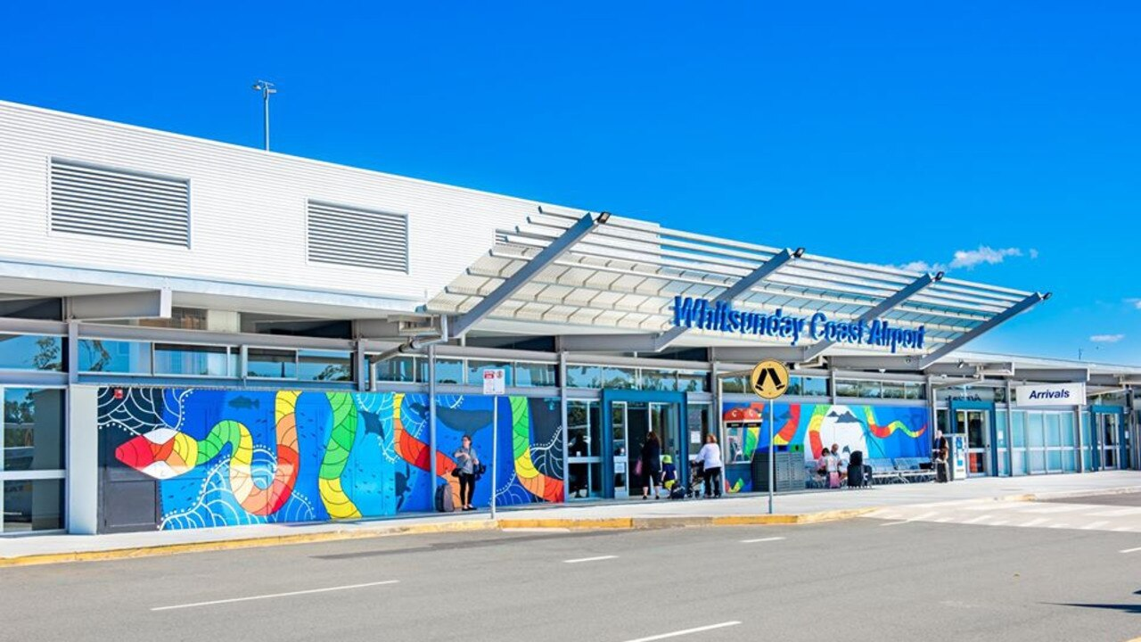 Flights from Sydney to Whitsunday Coast Airport will continue as scheduled. Picture: Supplied