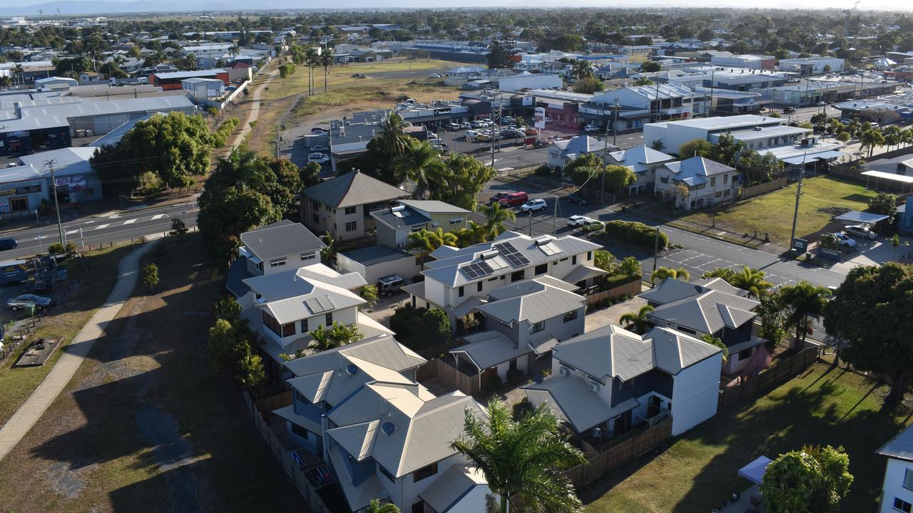 Mackay real estate is in hot demand as COVID-19 influences migration. Picture: Zizi Averill
