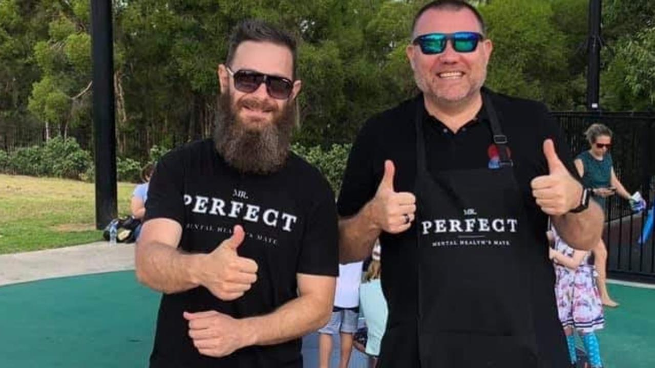 The charity Mr. Perfect runs free BBQs for men suffering from social isolation and mental health issues. The group is looking for hosts across Byron Bay and Lismore.