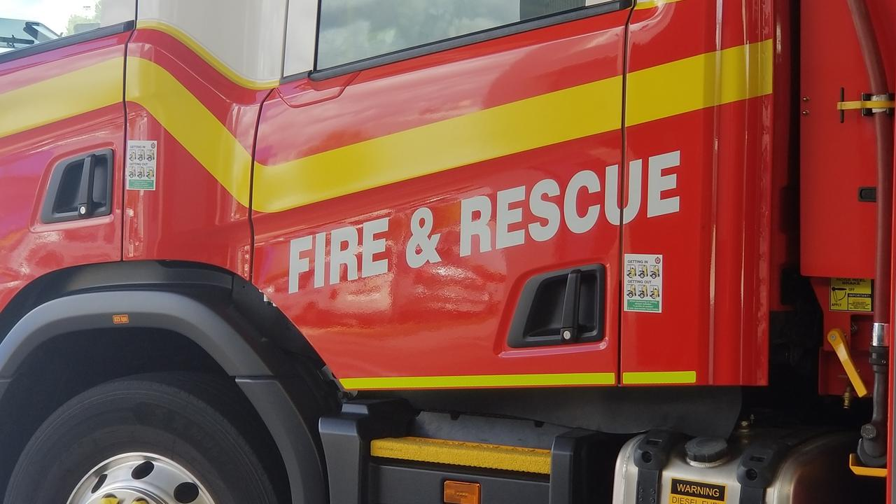 HOUSE FIRE: Emergency services rushed to reports a home in the Western Downs had caught fire. Picture: File