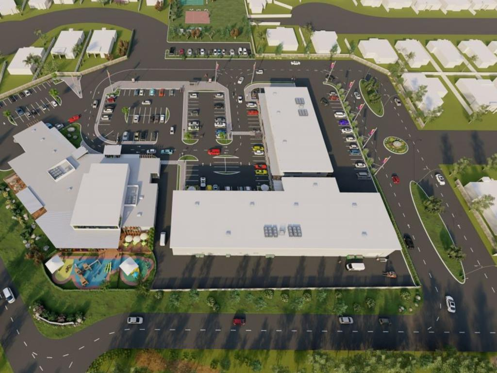 Concept plans for the Gulmarrad DA subvision DA2020/0729