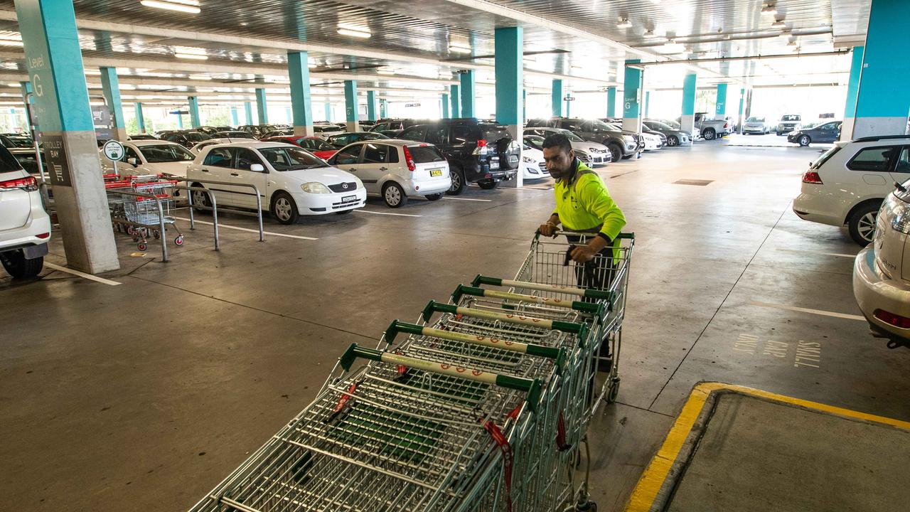 The assault occurred in the car park of the Murwillumbah shopping centre. File image. Picture: AAP Image/Julian Andrews