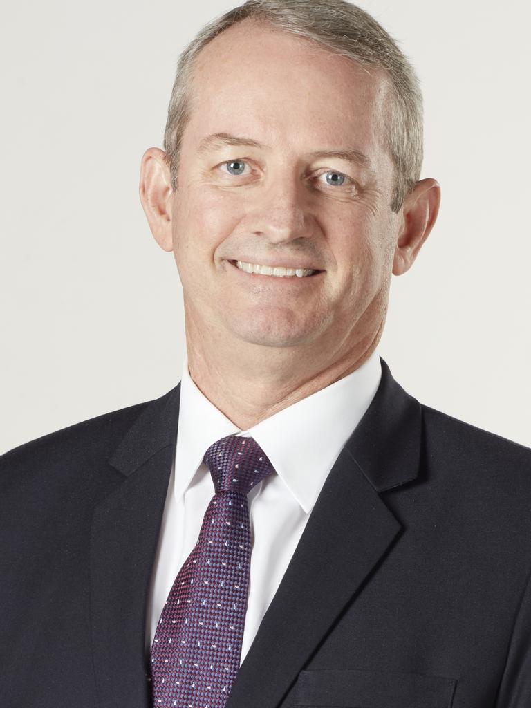 Brisbane City Councillor Adam Allan.