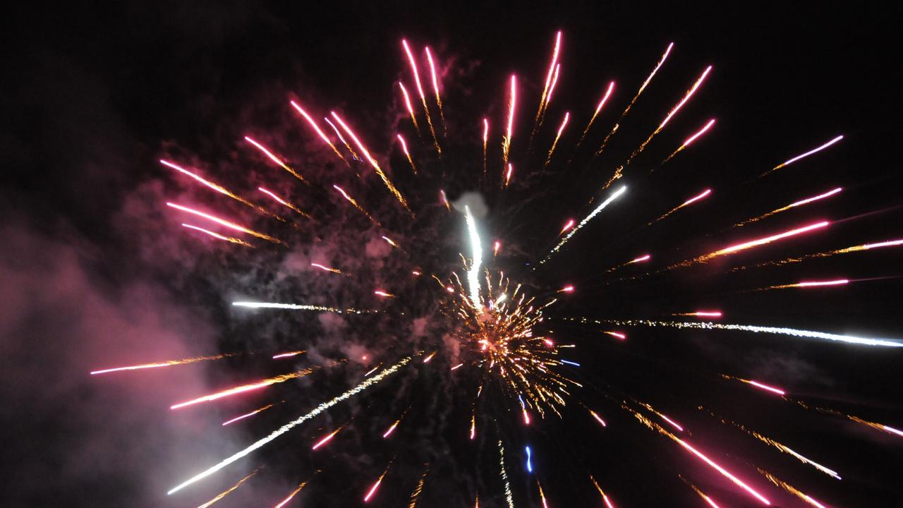 FIREWORKS TO GO OFF: The fireworks display is set to go ahead in Gladstone for New Year's Eve.