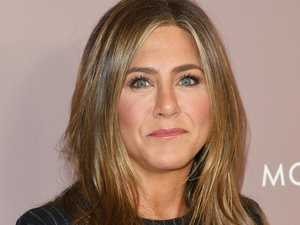 Aniston blasted for 'ignorant' virus pic