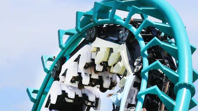 Revealed: Gold Coast theme park's $35m rollercoaster plans