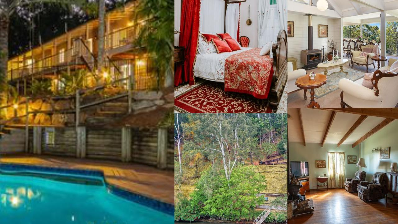 The QT has uncovered the 10 most expensive houses to sell this year.