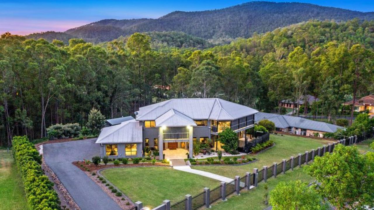110 Bullock Dray Drive, Mount Crosby sold for $875,000 on June 3, 2020.
