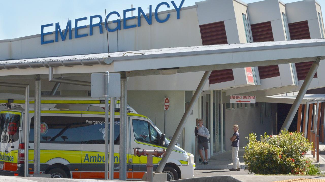One person was taken to hospital on Sunday after their motorcycle crashed on a private property at Chatsworth. Photo Tanya Easterby / The Gympie Times